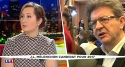 """""""La candidature de Mélenchon, une mauvaise nouvelle pour l'Elysée"""""""
