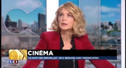 """""""Le goût des merveilles"""" : Virginie Efira dans le rôle d'une mère célibataire démunie"""