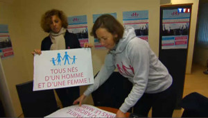 Manifestation anti mariage gay : comment s'organisent les opposants ?