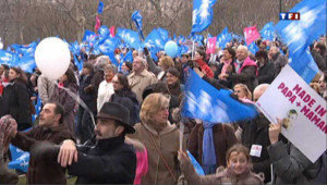 Mariage gay : comment compter les manifestants ?