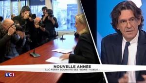 """Pour Luc Ferry, le Front National prospère """"sur l'impuissance publique"""""""