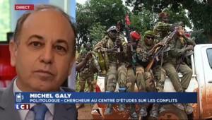 """Rapt à Bangui : """"C'est la première fois qu'il y a un enlèvement"""" par des milices chrétiennes"""