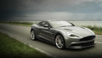 Aston Martin Vanquish 2012