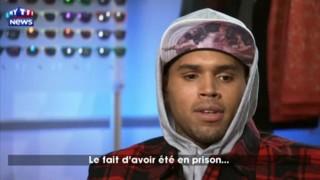 """Chris Brown : """"Le fait d'avoir été en prison m'a servi de leçon"""""""