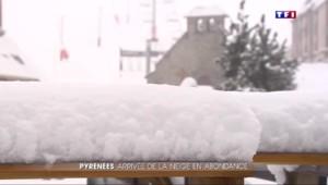 Hautes-Pyrénées : premières neige en abondance à La Mongie, la saison est lancée