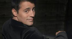 Joey Tribiani, alias Matt Leblanc (DR)