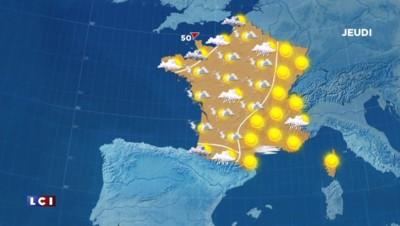 La météo de ce mercredi : l'été n'est pas fini, presque plus de soleil qu'il n'en faudrait