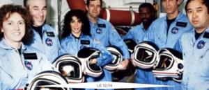Le 28 janvier 1986, la mission Challenger explose après 73 secondes de vol