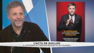 Stéphane Guillon, invité de LCI (11/03)