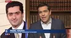 """Tsipras annonce le maintien du référendum : """"L'Europe ne pourra pas toujours payer pour la Grèce"""""""