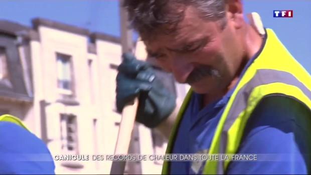 Canicule : des records de chaleur battus dans toute la France