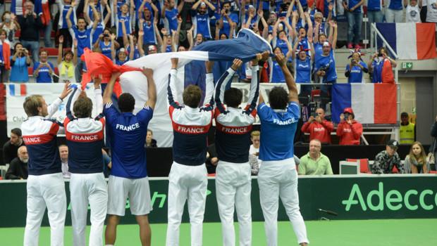 Coupe Davis France Jo-Wilfried Tsonga