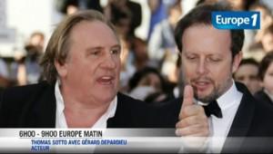 """Depardieu : """"Tu veux que j't'allume ?"""""""