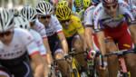 Fabian Cancellara, le 6 juillet 2015 sur la 3e étape du Tour de France