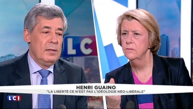 """Guaino sur les primaires : """"Je prendrai mes responsabilités, je réfléchis"""""""