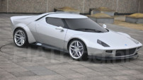 Lancia Stratos Scoop 2010