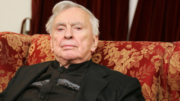 Le romancier américain Gore Vidal (photo du 5 octobre 2006)
