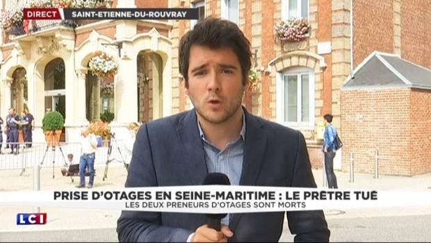 Saint-Etienne-du-Rouvray : l'un des deux assaillants portait un bracelet électronique