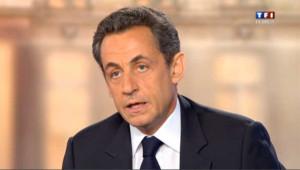 """Sarkozy à Hollande sur les impôts : """"vous mentez"""""""