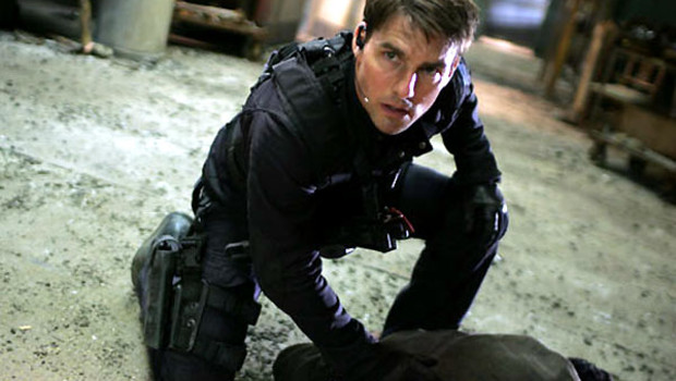 TF1/LCI Tom Cruise Mission Impossible 3 Hollywood