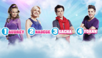 Audrey, Nadge, Sacha et Yoann sont nomins cette semaine ! Votez pour sauver votre candidat prfr