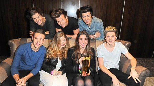 Star academy rencontre avec one direction