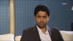 Le 20 heures du 16 mai 2013 : Interview exclusive de Nasser al-Khela, le prdent du PSG - 1120.5730000000003