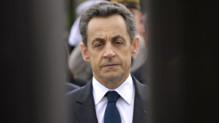 Nicolas Sarkozy en mai 2012