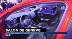 Salon de Genève 2015 : quoi de neuf chez les voitures françaises ?