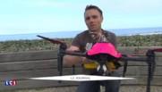 A Biscarosse, les baigneurs pourront être secourus grâce à... un drone