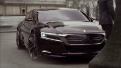 Citroën Numéro 9 Concept 2012 vidéo