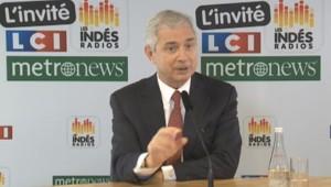 Claude Bartolone invité Les Indés-LCI-MetroNews (12/11)