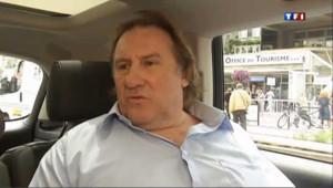 Exil fiscal : le ton monte entre Depardieu et le gouvernement