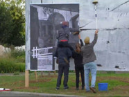 Le 20 heures du 26 novembre 2014 : Les nouveaux photojournalistes, ces artistes de rue adeptes de l'affichage sauvage - 1759.637
