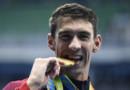 Michael Phelps JO Jeux Olympiques or médaille