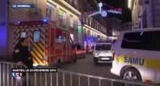 Nantes : le chauffard du marché de Noël était ivre lors de l'accident