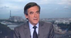 François Fillon, 20h de TF1