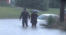 Le 20 heures du 30 septembre 2014 : Pluies diluviennes dans l'H�ult : le ph�m� n'est pas rare en automne - 739.465