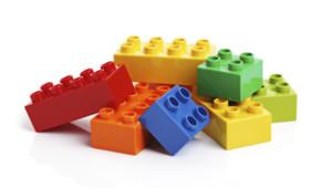 Les briques Lego