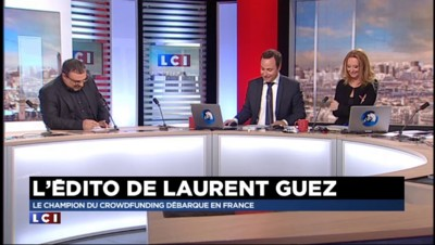 """Laurent Guez : """"Rien n'arrêtera Kickstarter"""""""