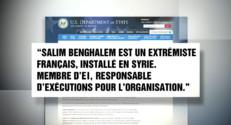 Le 20 heures du 30 septembre 2014 : Salim Benghalem, itin�ire d'un jihadiste fran�s activement recherch� 889.254