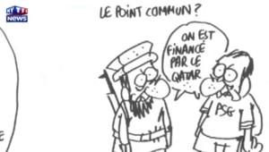 """""""Madame le président"""", la dette, l'Etat islamique : un peu d'humour avec l'actu croquée par Charb"""