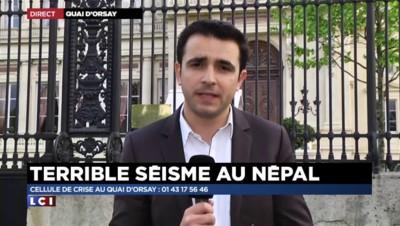Népal : près de 30 agents mobilisés au Quai d'Orsay pour aider les familles