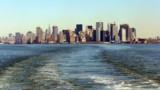 Des   éoliennes sur les gratte-ciel de New York
