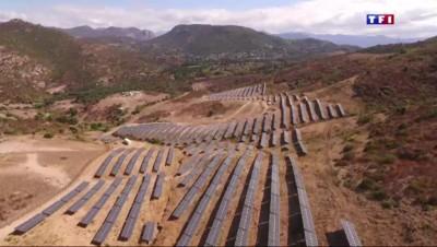 Corse : l'énergie solaire a la cote