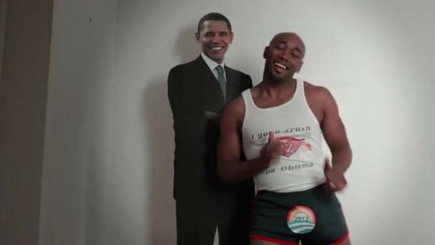 """Extrait du clip de l""""Obamaboy"""""""