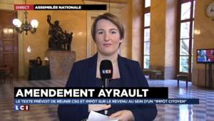 """""""Impôt citoyen"""" : attaqué par l'opposition, Jean-Marc Ayrault se veut rassurant sur son amendement"""