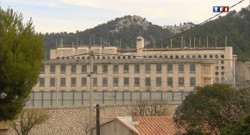 La prison des Baumettes à Marseille/Image d'archives