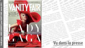 Lady Gaga Vanity Fair Annie Leibovitz