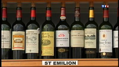 Le 13 heures du 28 août 2013 : Foire au vin : bonnes affaires dans le verre - 1755.809